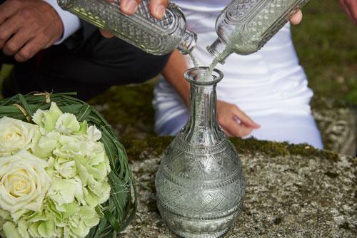 freie Trauung NRW - spirituelle Rituale