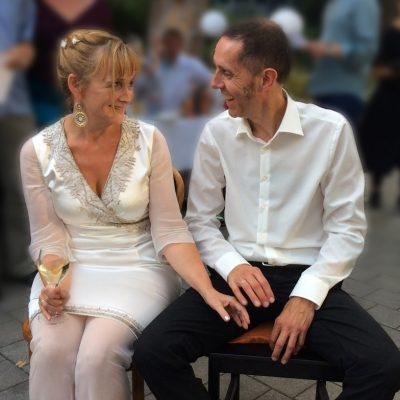 Freie Trauung NRW - Glückliches Paar