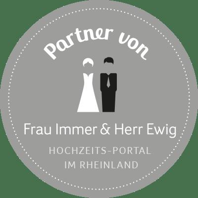 Partner von Frau Immer & Herr Ewig