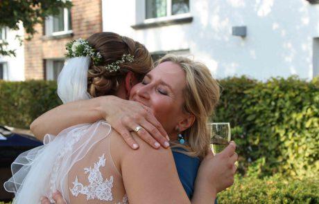 Freie Trauredner NRW - Braut & Natalie Sahm