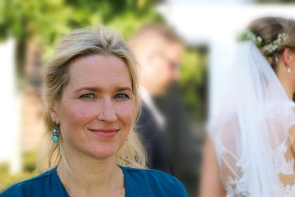 Natalie Sahm - Gründerin Trauzeiten - Freie Traurednerin und Zeremonienmeister